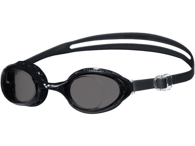 arena Airsoft Lunettes de natation, smoked/black